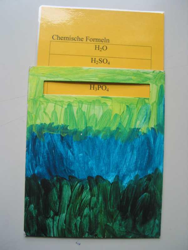 Grundlagen der Chemie