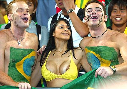 world cup soccer fans. World Cup Soccer. Guess there is something cool about soccerThe fans.