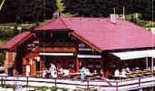 Lögerhütte Stodertal