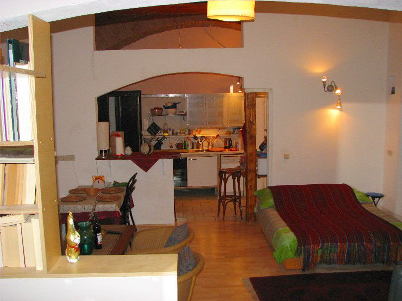 Self Catering City Studio Apartment, Vienna, Austria, Holiday ...