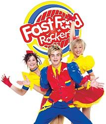 Ria Scott Fast Food Rockers