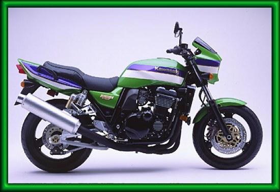 Kawasaki zrx 1100
