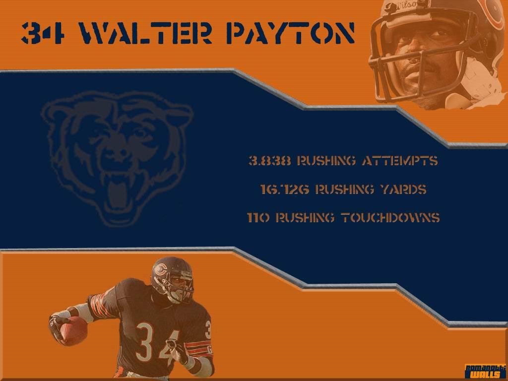 walter payton wallpaper viewing gallery