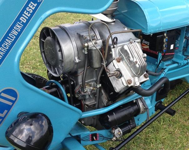D 22 oder D 22 S - Warchalowski - Diesel