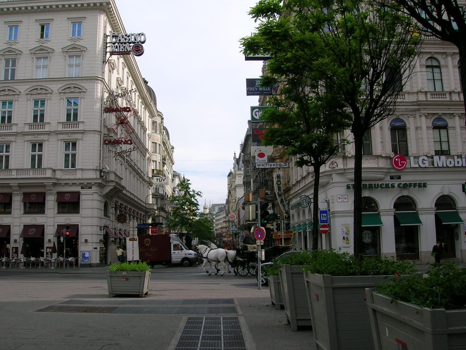 Wien zum kennenlernen Listenübersicht