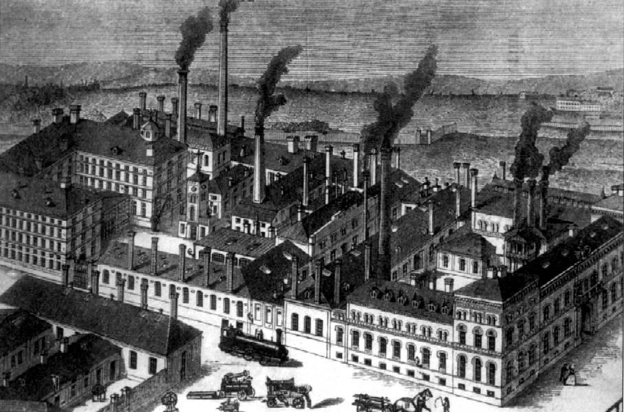Industrialisierung 19 Jahrhundert Deutschland