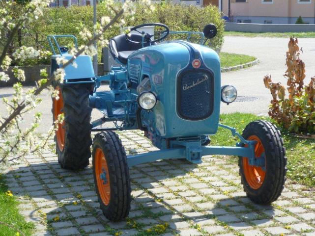 WT 25 / B - Warchalowski - Diesel
